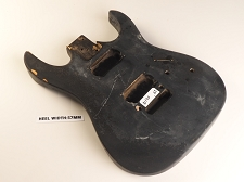 2 Humbucker Jackson style Body for FLoyd Rose