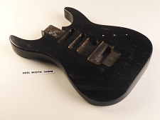 Strat® Style HSS body cut for Floyd Rose