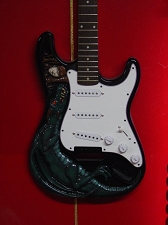 By Torrey R -- Dragon Strat (100% GFS Parts)