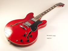 B-STOCK - LIMITED OPPORTUNITY- Semi Hollow SETNECK BELOW COST! Cherry Red Two Humbuckers