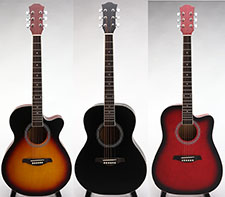 Factory Buyout- Acoustic Clearance Sale