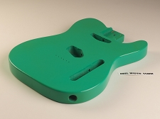 Lightweight Vintage Telecaster® Style Body Seafoam Green - Blemished