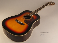 BLEM XV_180S Sunburst Solid Spruce Top Rosewood back and sides with Binding