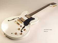 BLEM - XV-900 Semi Hollowbody Alnico Fat Pats