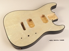 Blem - XGP REAL PEARL SHELL Strat® Style Body 2 Humbuckers