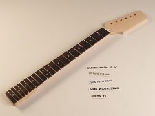 BLEM - XGP Professional Single-Cutaway Style Neck Rosewood Fingerboard Unfinished Paddle Headstock