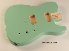Blem - XGP Professional Single-Cutaway Body 2 Humbucker Surf Green