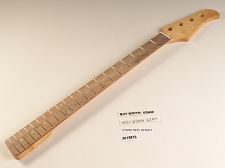 BLEM - Bass Neck Clear  Gloss Finish Rosewood Fingerboard
