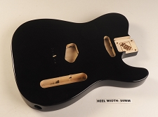 Blem - XGP Professional Single-Cutaway Body Black