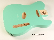 Blem - XGP Professional Single-Cutaway Body Surf Green
