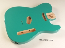 Blem - XGP Professional Single-Cutaway Body, Tropical Turquoise