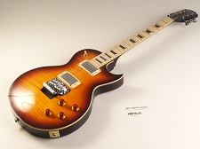 BLEM - XV555 Double Locking Tremolo Flamed Maple LP Vintage Sunburst