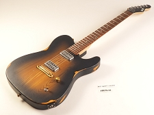 LUTHIER SPECIAL - Slick SL55 Tele Body,