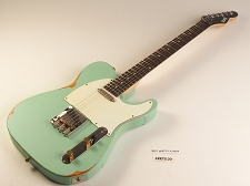 BLEM - Slick SL51 Aged Surf Green Dual Single-Coil Pickups