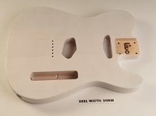 BLEM - Lido TE Single cutaway Body Solid ASH Mary Kaye White