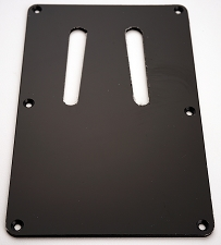 Gloss Black Dinky Body Trem Cavity Cover