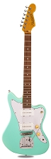 PRO-JT100 Offset Alder Body Alnico JM90 Pickups Surf Green