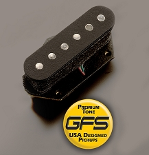 KP - Neovin HARD Vintage Noiseless Bridge Pickup, Fits Tele® Guitars  - Kwikplug™ Ready