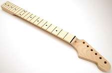 GF Basics 21 Fret ST Neck Maple NO FINISH