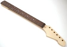 GF Basics 21 Fret ST Neck Rosewood NO FINISH