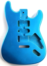 GF Basics ST Style Body, Lake Placid Blue, Full USA Thickness