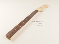TE Style Rosewood Neck 21 Fret No Nut