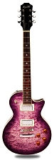 NEW! PRO510 QUILT Maple Top, GFS Kwikplug Pickups, Purpleburst