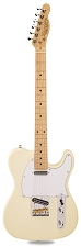 PRO830 Ivory Solid Alder Body Maple Humbucker Kwikplug Equipped