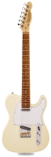 PRO830 Ivory Solid Alder Body Rosewood Humbucker Kwikplug Equipped