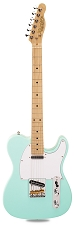 PRO830 Surf Green Solid Alder Body Maple Humbucker Kwikplug Equipped
