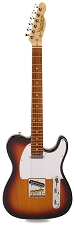 PRO830 Sunburst Solid Alder Body Rosewood Humbucker Kwikplug Equipped