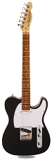 PRO840 Solid Alder, Binding, Gloss Black Kwikplug Equipped Rosewood