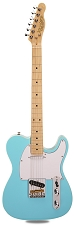 PRO840 Solid Alder, Binding, Sonic Blue Kwikplug Equipped Maple