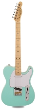 PRO840 Solid Alder, Binding, Surf Green Kwikplug Equipped Maple