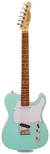 PRO840 Solid Alder, Binding, Surf Green Kwikplug Equipped Rosewood