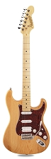 PRO-875 ASH Body, Vintage Natural, Kwikplug Equipped HSS Maple