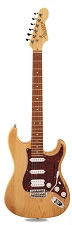 PRO-875 ASH Body, Vintage Natural, Kwikplug Equipped HSS Rosewood