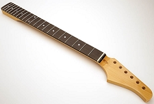 Clear Gloss TE 21 Fret Neck Rosewood Fingerboard - Fits Telecaster®
