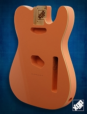 XGP Premium Alder Double Bound TE Body Atlantic Coral