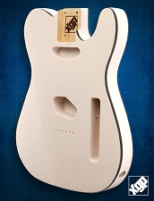 XGP Premium Alder Double Bound TE Body Arctic White