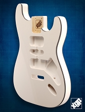 XGP Premium ALDER HSH ST DOUBLE BOUND Body Artic White