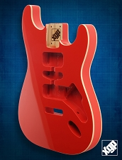 XGP Premium ALDER HSH ST DOUBLE BOUND Body Fiesta Red