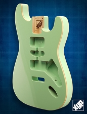 XGP Premium ALDER HSH ST DOUBLE BOUND Body Surf Green