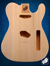 XGP Premium Alder TE Body Unfinished
