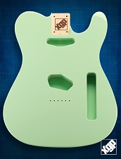 XGP Premium Alder TE Body Surf Green