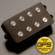 KP - GFS MM Pro Plus- Alnico Music Man style pickup - INCREDIBLE tone! - Kwikplug™ Ready