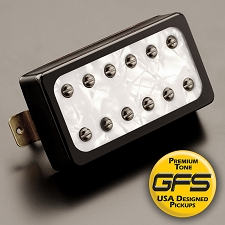 Dream 180 Vintage Jangle, Tuxedo White Pearl/Black: NECK pickup