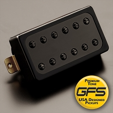 Dream 180 Vintage-Voiced Humbucker Black on Black Neck Position
