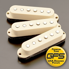 KP - Cream Neodymium Single Pickup- True Vintage Sparkle - Kwikplug™ Ready