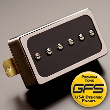 GFS Dream 90 Black Bobbin with Nickel Case